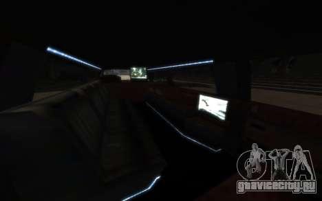 Albany Esperanto Limousine для GTA 4 вид сзади слева