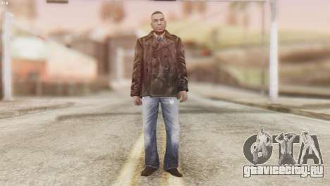 Luis Lopez Skin v1 для GTA San Andreas
