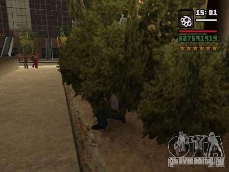 Real Cops для GTA San Andreas третий скриншот