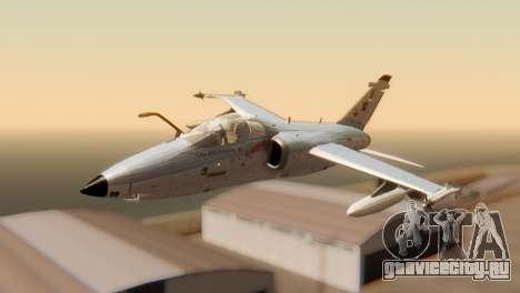 Embraer A-1 AMX FAB для GTA San Andreas