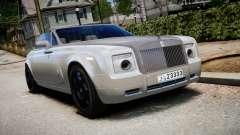 Rolls-Royce Phantom Coupe 2009 для GTA 4