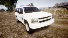 Chevrolet Tahoe Metropolitan Police [ELS]