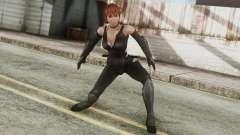 Dead Or Alive 5 Kasumi Ninja Black Costume