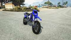 Maibatsu Sanchez Yamaha-KTM-Monster Energy для GTA 5