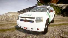 Chevrolet Tahoe Niagara Falls Parks Police [ELS]
