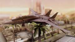 F-14A Tomcat IRIAF для GTA San Andreas