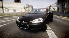Chevrolet Impala Unmarked Police [ELS] ntw