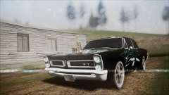 Pontiac GTO Black Rock Shooter для GTA San Andreas