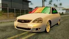 ВАЗ 2170 Italia для GTA San Andreas
