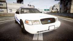 Ford Crown Victoria CNPS [ELS] для GTA 4