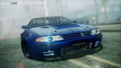 Nissan Skyline GT-R R32 Battle Machine для GTA San Andreas