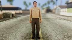 GTA 5 Skin 3 для GTA San Andreas