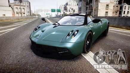 Pagani Huayra для GTA 4