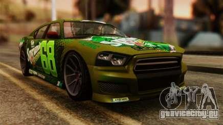 GTA 5 Bravado Buffalo Sprunk IVF для GTA San Andreas