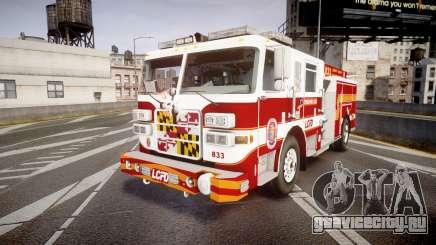 Pierce Arrow XT Engine 2013 [ELS] для GTA 4