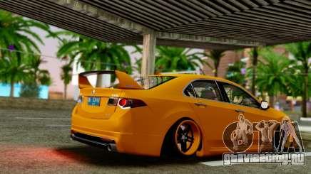 Acura TSX Hellaflush 2010 для GTA San Andreas