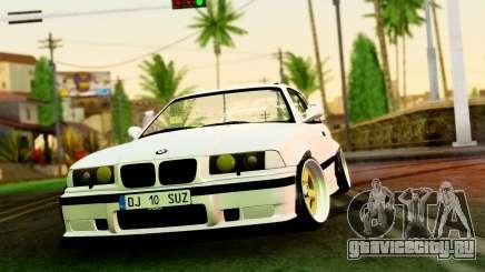 BMW M3 E36 Stance для GTA San Andreas