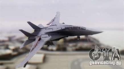 F-14A Tomcat VF-51 Screaming Eagles для GTA San Andreas