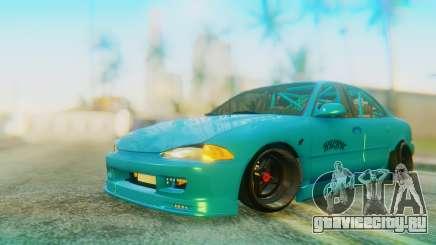 Proton Wira RHBK для GTA San Andreas