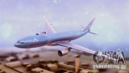 Airbus A330-200 KLM New Livery для GTA San Andreas