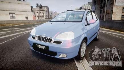 Daewoo Tacuma 2001 для GTA 4