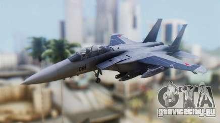 F-22J Japan Air-Self Defense Force для GTA San Andreas