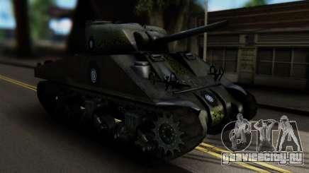 M4 Sherman Gawai Special для GTA San Andreas