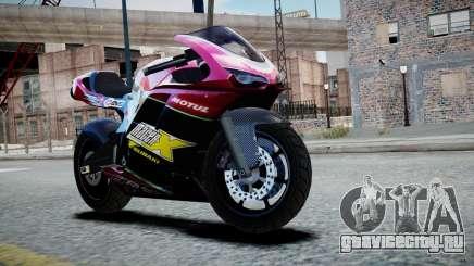 Bike Bati 2 HD Skin 3 для GTA 4