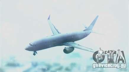 Boeing 737-800 Royal Air Force для GTA San Andreas