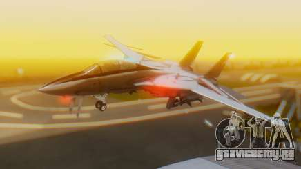 F-14A Tomcat Marynarka Wojenna RP для GTA San Andreas