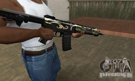 Kaymay M4 для GTA San Andreas