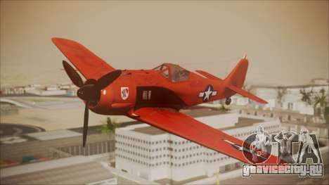 FW-190 A-8 US Air Force для GTA San Andreas