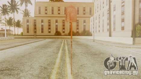 Red Dead Redemption Shovel для GTA San Andreas