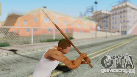 Hook from Silent Hill Downpour для GTA San Andreas третий скриншот