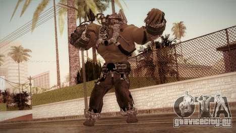 Bane Boss (Batman Arkham City) для GTA San Andreas