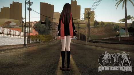 Tateyama Ayano (Kagerou Project) для GTA San Andreas третий скриншот