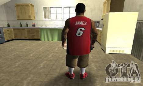 Miami Man для GTA San Andreas третий скриншот