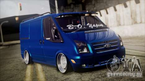 Ford Transit B.O. Yapım для GTA San Andreas