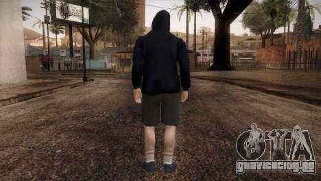 Наёмник мафии в капюшоне для GTA San Andreas третий скриншот