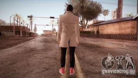 Skin2 from DLC Gotten Gaings для GTA San Andreas третий скриншот