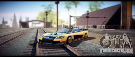 Temfan ENB для GTA San Andreas второй скриншот