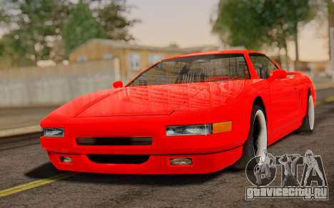 Infernus Hamann Edition New Wheels для GTA San Andreas