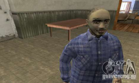 Rifa Skin Second для GTA San Andreas третий скриншот