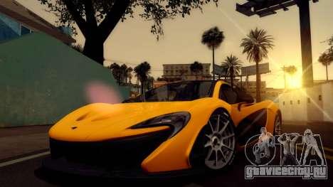Естественные и реалистичные ЕНБ для GTA San Andreas