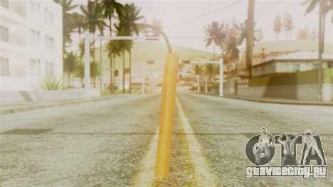 Red Dead Redemption TNT Diego Elegant для GTA San Andreas