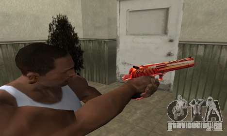 Death Red Deagle для GTA San Andreas второй скриншот
