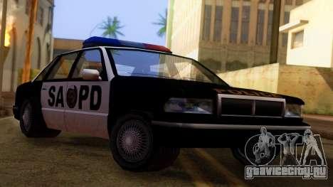 Police SA Premier для GTA San Andreas