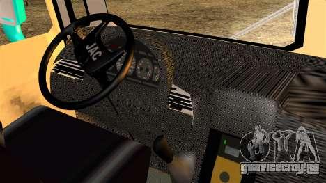 JAC Microbus для GTA San Andreas вид сзади слева