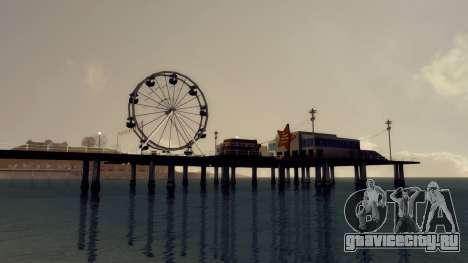 Естественные и реалистичные ЕНБ для GTA San Andreas третий скриншот