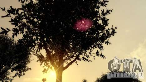 Естественные и реалистичные ЕНБ для GTA San Andreas второй скриншот
